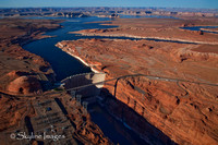 Glen Canyon Aerial