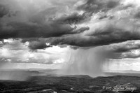 Monsoon Downpour, Central AZ